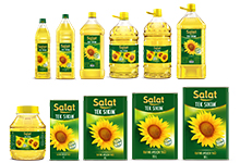 Sunflower Seed Oils